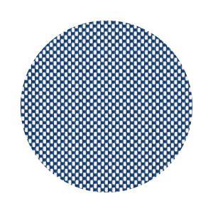 コースター 丸型 ブルー 1セット5枚入り|atta-v