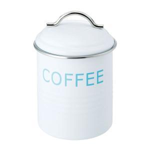 バーネット キャニスター 白 COFFEE SALUS(セイラス) 4521540244212 キッチン雑貨 atta-v