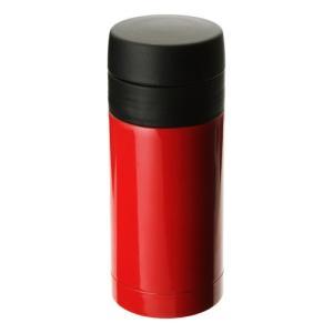 ステンレスサーモボトル 水筒  赤 076947 ギフト・プレゼント ※名入れ別途お見積もり|atta-v