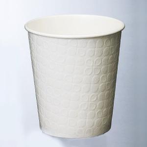 紙コップ ホワイト断熱カップ 250ml (8.5oz) 日本デキシー 1パック:10個入り 1355-0037|atta-v