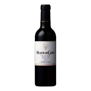 ワイン ギフト 「バロン フィリップ ド ロートシルト ムートン カデ ルージュ ハーフ」 赤ワイン ミディアムボディ|atta-v