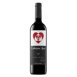 ワイン ギフト 「ボデガ イニエスタ コラソン ロコ ティント」 赤ワイン ミディアムボディ|atta-v