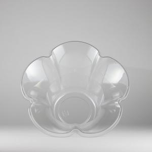 かき氷カップ フラワー型 サンデー用 800個 ミニフルールカップ テイクアウト・イベント・業務用・お祭り・使い捨て食品容器|atta-v