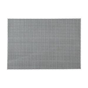 ランチョンマット テーブルマット 大 PM-101 ブラック&ホワイトチェック (5枚セット)|atta-v