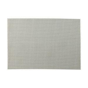 ランチョンマット テーブルマット 大 PM-102 ホワイト&オリーブチェック (5枚セット)|atta-v