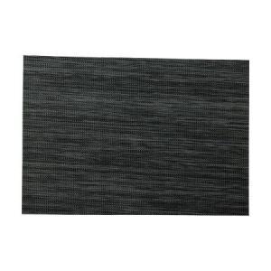 ランチョンマット テーブルマット 大 PM-110 ブラック&ホワイトストライプ (5枚セット)|atta-v