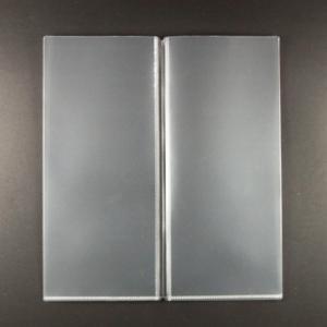 ビニール (メニューブック専用) PP-TS ポリプロピレン (縦小対応) 上入れタイプ|atta-v
