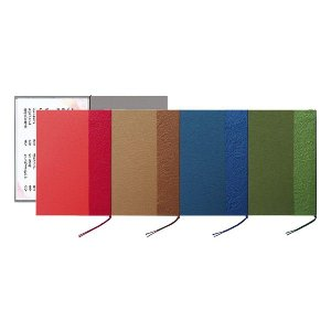 メニューブック 和風 飲食店用 A5・4ページ 和-105 紐タイプ|atta-v