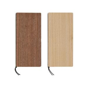 木製メニューブック 縦小・4ページ 紐タイプ WB-905 木製合板メニュー えいむ|atta-v