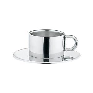 バール エスプレッソカップ&ソーサー 012525|atta-v