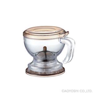 パーフェクト コーヒー&ティー ブリューワー ラウンド 450ml 018787|atta-v