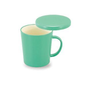 マグカップ蓋付 (sikkisikki) 300ml 卯の花 ZA-429139 蓋付きマグカップ 女子力UP 食器 キッチン雑貨|atta-v