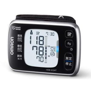オムロン HEM-6324T 手首式血圧計 <Bluetooth通信機能搭載「OMRON connect」対応>|attack-akiba