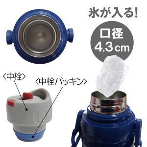 ミキハウス正規販売店/ミキハウス mikihouse リーナ&車◇ステンレスボトル(水筒)(0.6リットル) attackone 05