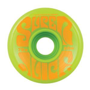 オージェイ ウィール 60mm スーパージュース 78a グリーン 4個入り|attacks