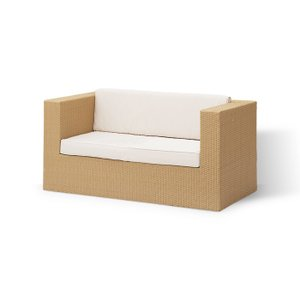 """COLORS Low dining sofa ローダイニング ソファ (ベージュ""""colors white"""")