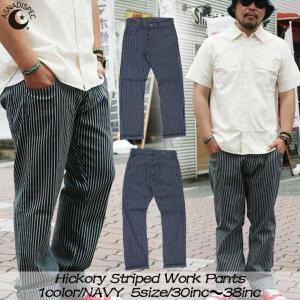 ストレッチ パンツ メンズ ボトムス ストレッチストライプパンツ アスナディスペック|attention-store
