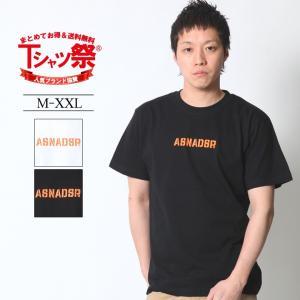 ASNADISPEC Tシャツ メンズ 半袖 ティーシャツ TEE アスナディスペック プリント ブランド 人気 アメカジ ストリート おしゃれ かっこいい /3045/|attention-store