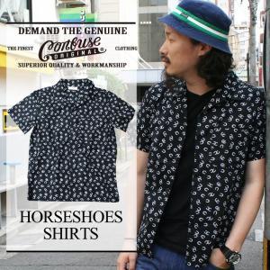 半袖シャツ オープンシャツ 総柄 メンズ 開襟 CONFUSE コンフューズ アメカジ ストリート系 ファッション attention-store