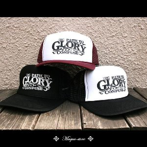 メッシュキャップ メンズ CAP CONFUSE ストリート GRORY CAP|attention-store