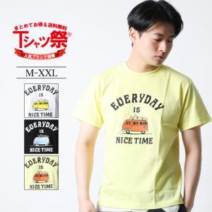 Tシャツ メンズ 半袖 ブランド グルーブオン GROOVEON ストリート アメカジ サーフ系 黒 白 大きいサイズ XL XXL プリント ロゴ /3045/|attention-store