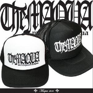 定番プリントメッシュキャップMESH CAP【MAQUA】THE MAQUA MESH CAP・きれい目カジュアルストリート/mq-o-019|attention-store
