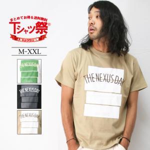 Tシャツ メンズ リアルコンテンツ REALCONTENTS 半袖Tシャツ プリントTシャツ メンズカジュアル ストリート系 M L XL XXL/3045/ ストリート系 ファッション|attention-store