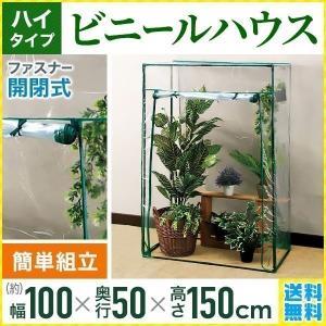 温室 家庭用 温室ハウス 観葉植物 ビニールハウス パイプ ビニール温室 おしゃれ DIY ビニール...