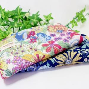 ガーゼハンカチ 8重ガーゼ ハンドメイド 大きな 花柄 フラワー 20cm タオル 祝い プレゼント 母の日 M|atticotti