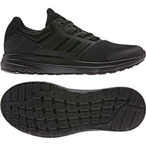 [adidas]アディダス ライトランニングシューズ GLX4 M (EE7917) コアブラック/...