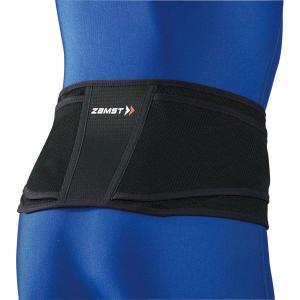 [ZAMST]ザムスト 腰用サポーター ZW-4 Lサイズ (383403) ブラック[取寄商品]