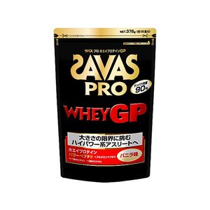 ZAVAS[ザバス]プロ ホエイプロテインGP バニラ味(18食分)(CJ7346)(00)[取寄商...
