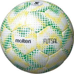 [molten]モルテン フットサル検定4号球 フットサルボール (F9Y2520-Y) イエロー[...