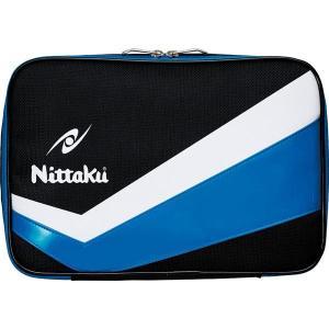 [Nittaku]ニッタク 卓球ラケットケース スマッシュケース (NK7212)(03) ライトブ...
