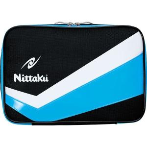 [Nittaku]ニッタク 卓球ラケットケース スマッシュケース (NK7212)(04) サックス