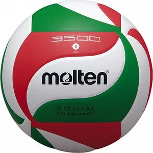 [molten]モルテンバレーボール(V5M3500)一般・大学・高校用5号・練習球[取寄商品]