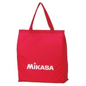 [Mikasa]ミカサレジャーバッグ ラメ入り(BA22)(R)レッド[取寄商品]