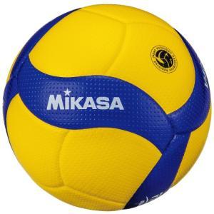 [MIKASA]ミカサ バレーボール検定球4号 (V400W) 2019年新デザイン[取寄商品]|auc-aspo
