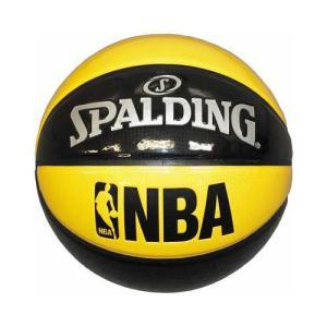 [SPALDING]スポルディング ボール アンダーグラス バスケットボール 7号球 (74974Z)イエローブラック