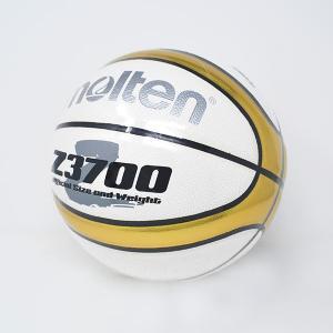 [molten]モルテン 「Z3700」 バスケットボール 7号球 (B7Z3700)(WZ)ホワイトゴールド