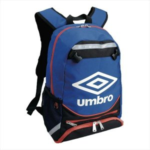 [umbro]アンブロ ジュニア フットボールバッグパック (UJS1635J)(BLU)ブルー