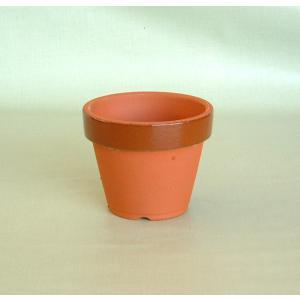 駄温鉢〈駄鉢〉 深型 10号 陶器鉢 国産植木鉢 常滑焼 素焼き鉢 和風 陶器鉢 テラコッタ 盆栽 ...