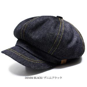 RUBEN/ルーベン DENIM CASKET デニムキャスケット大きいサイズ対応 2WAY キャスハンチング メンズ レディース 帽子 XL サイズ調節付 auc-mark 06