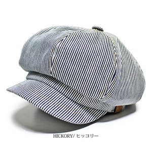 RUBEN/ルーベン DENIM CASKET デニムキャスケット大きいサイズ対応 2WAY キャスハンチング メンズ レディース 帽子 XL サイズ調節付 auc-mark 07
