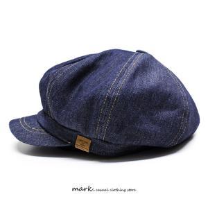RUBEN/ルーベン DENIM CASKET デニムキャスケット大きいサイズ対応 2WAY キャスハンチング メンズ レディース 帽子 XL サイズ調節付 auc-mark 08