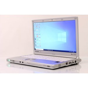 中古 レッツノート Windows10 Panasonic Let's note SX4 CF-SX...