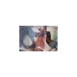 『鳴海織部 抹茶茶碗』 陶芸作家 荒川明作(ach-23) 木箱付き【送料無料】 ギフト、還暦祝い、定年、退職祝い、結婚祝い、誕生日、贈り物に♪|auctogei|05