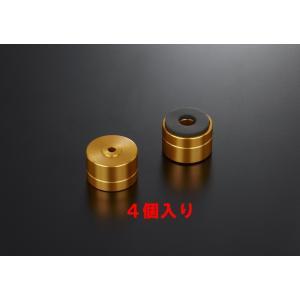 AET - SH-2014HB/G(インシュレーター/ゴールド/4個入り)【在庫有り即納】|audio-ippinkan