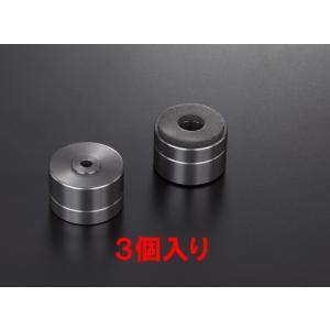 AET - SH-2014HB/GM(インシュレーター/ガンメタ/3個入り)【在庫有り即納】|audio-ippinkan