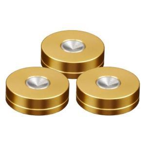 AET - SH-3009B/G(スパイクベース/ゴールド/3個入り)|audio-ippinkan